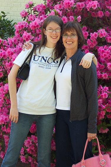 Amanda & Momma
