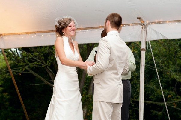 Alexa's Wedding Day