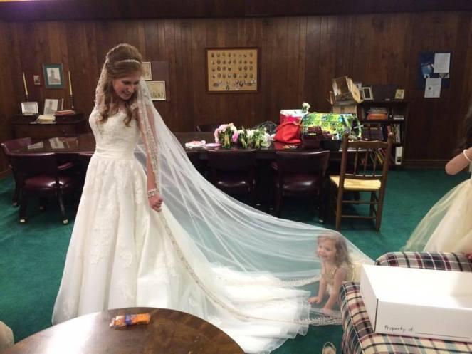 Amelia Wedding