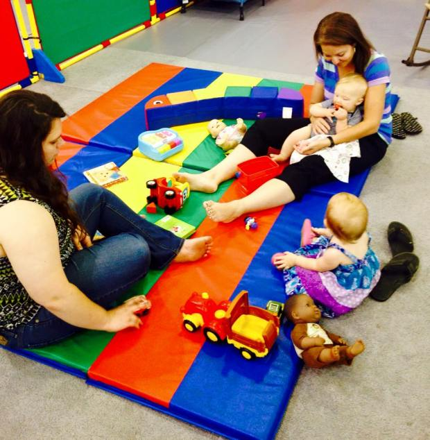 Children's Ministry Babies